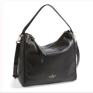 Kate Spade Charles Street Haven Hobo Bag Leather
